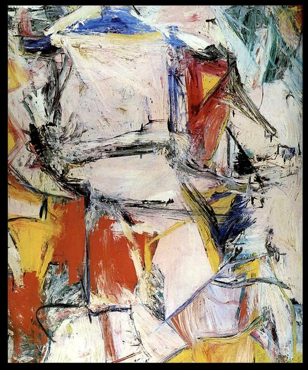 'Interchange', de De Kooning