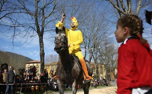 Carnaval de Markina