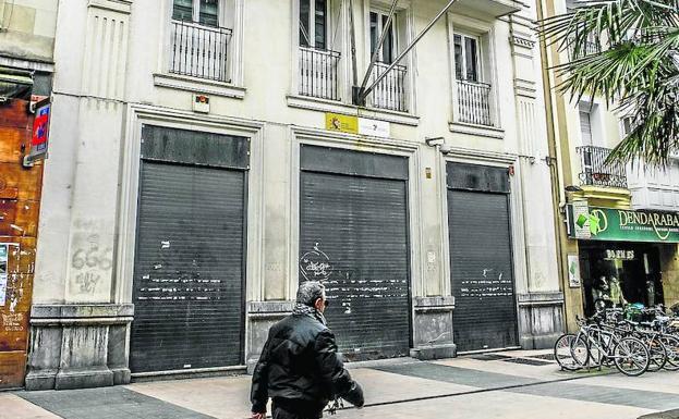La seguridad social subastar varios edificios sin uso en for Tesoreria seguridad social vitoria