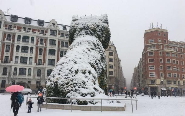 Previsi n del tiempo pa s vasco la nieve remite y ma ana - Temperatura actual bilbao ...