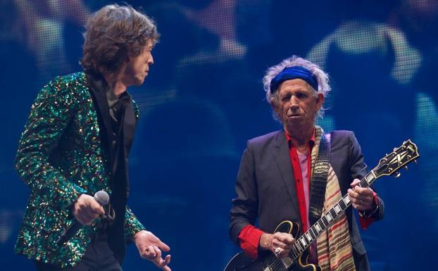 Keith Richards pide perdón a Mick Jagger