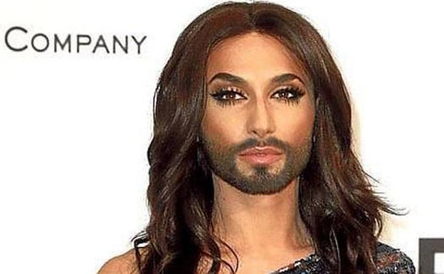 Conchita Wurst. /AGENCIAS