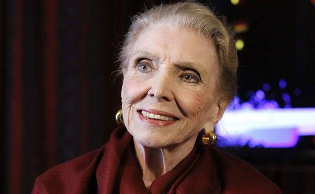 Fallece María Dolores Pradera a los 93 años en Madrid