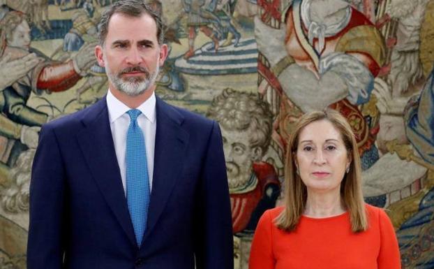 Pedro Sánchez ya es presidente del Gobierno
