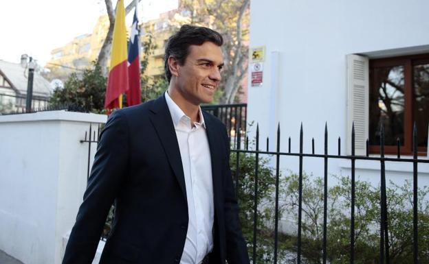 El presidente de Ucrania inaugurará la agenda de Sánchez como presidente