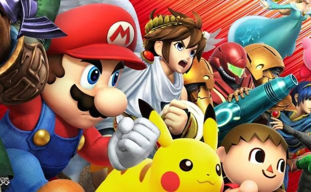 Super Smash Bros. /Nintendo