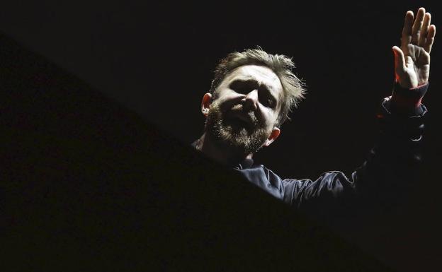 David Guetta planta a sus seguidores en Santander