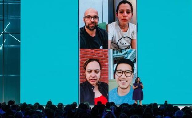 WhatsApp ya permite realizar videollamadas grupales