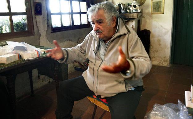 José Mujica, inesperada estrella de la Mostra de Venecia