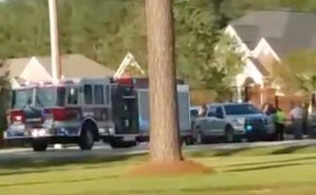 Detienen a sospechoso de disparar contra 5 agentes en Carolina del Sur