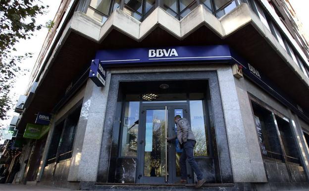 Economía/Finanzas.- BBVA gana 4.323 millones hasta septiembre, un 25,3% más