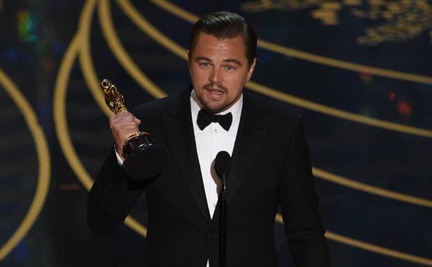 Leonardo DiCaprio deberá regresar un Óscar