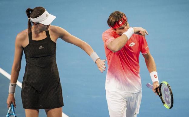 Federer aplastó a Norrie en su debut por Copa Hopman