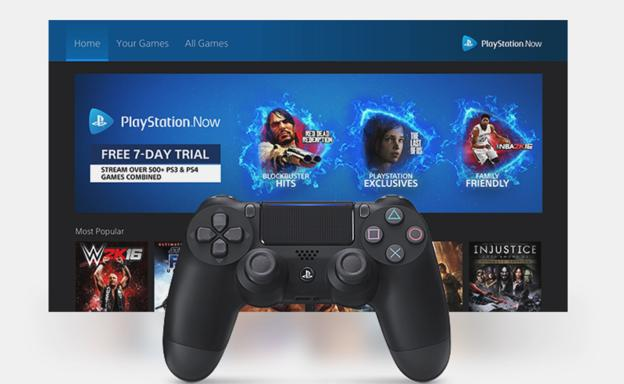 PlayStation Now estará muy pronto disponible en España