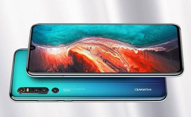 Huawei ya promociona la cámara del Huawei P30 Pro