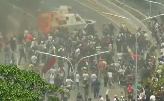 Mundo: Una mujer es la segunda víctima de la represión en Venezuela