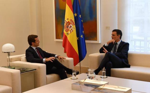 Rodríguez se planta ante Iglesias: no al Gobierno de coalición