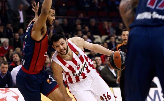 Ya es oficial: la liga griega desciende al Olympiakos