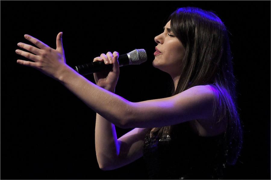 Sandra Correia von Fornos hat sich seit 2009 auf den Fado konzentriert.