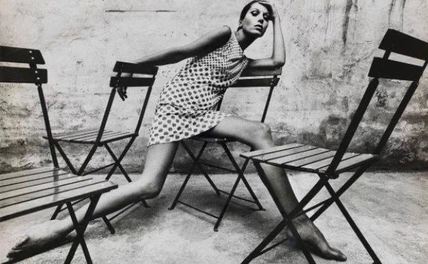 Portrait. Elsa Peretti (1966)