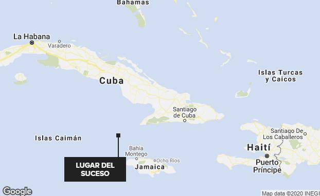 Sismo de 7.7 grados entre Cuba y Jamaica, alerta de Tsunami