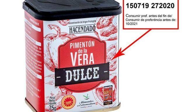 Mercadona retira este producto por una alerta por salmonela
