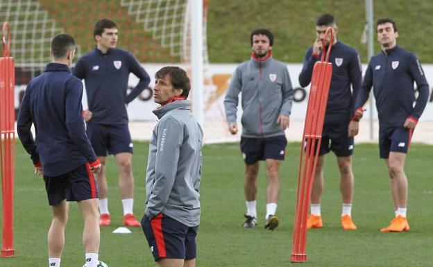 El Athletic hará un único entrenamiento antes de recibir al Leganés ... 2e63f7e3ceed7