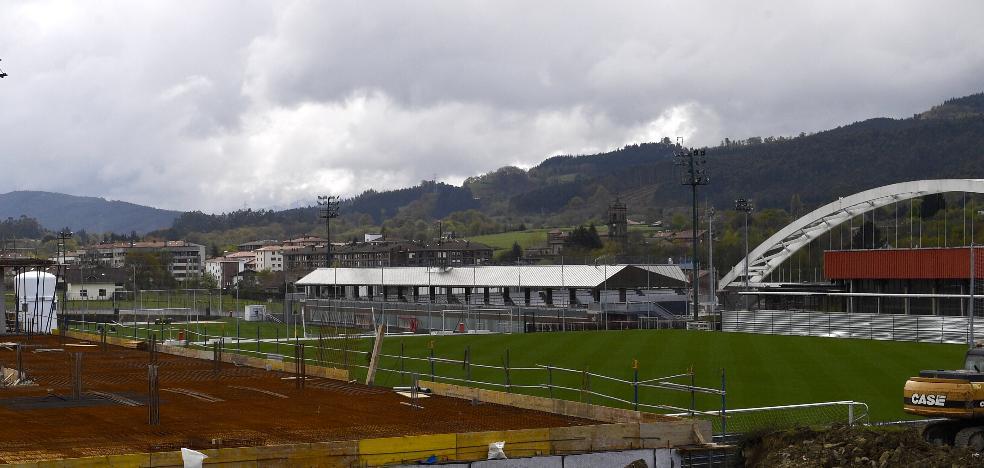 Las paralización de las obras retrasa el edificio del primer equipo del Athletic