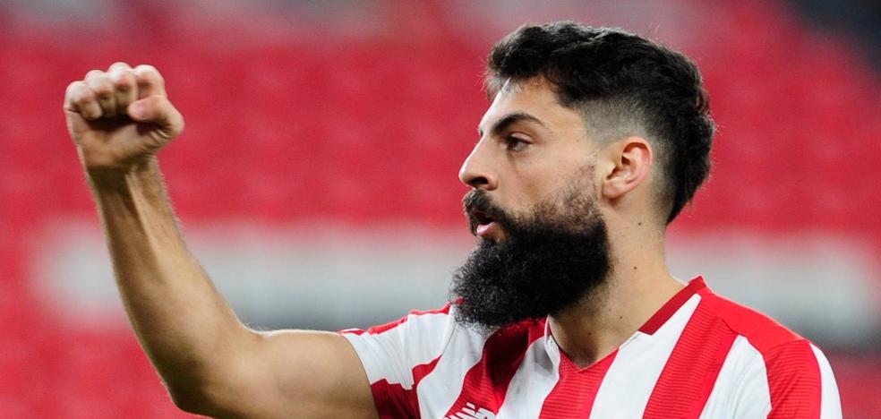 El Athletic se pone por delante en el marcador por cuarta vez en la era Marcelino