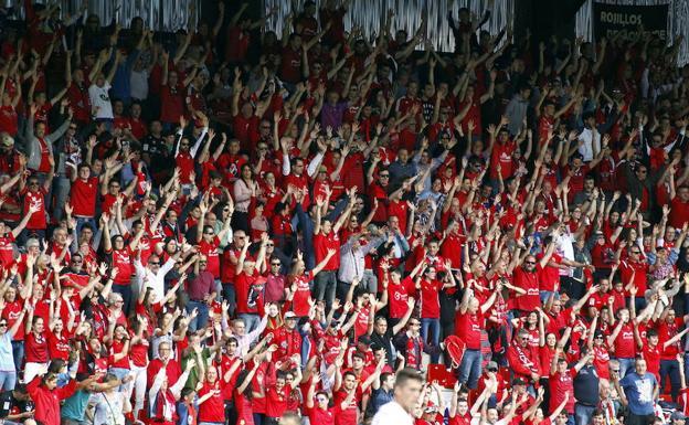 El Mirandés es ahora el cuarto club con más abonados de los 80 que ...