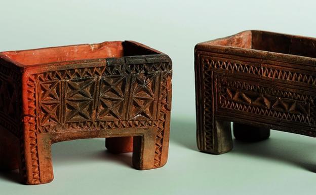 Dos joyas de la prehistoria alavesa se exhiben en el museo - Muebles alava ...