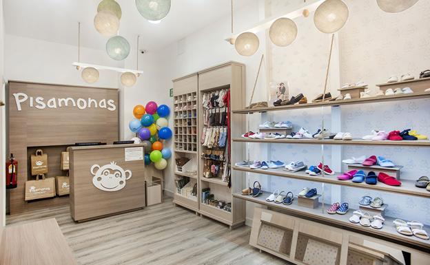 5690f4c9c Pisamonas abre nuevas zapaterías infantiles en Bilbao y Donostia ...