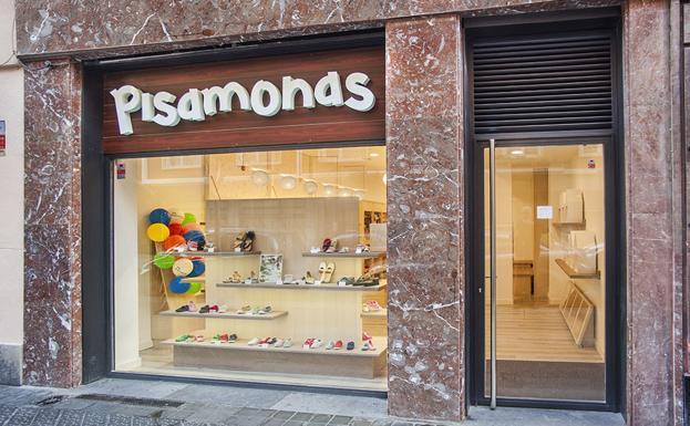 b32c1058f Pisamonas abre nuevas zapaterías infantiles en Bilbao y Donostia ...