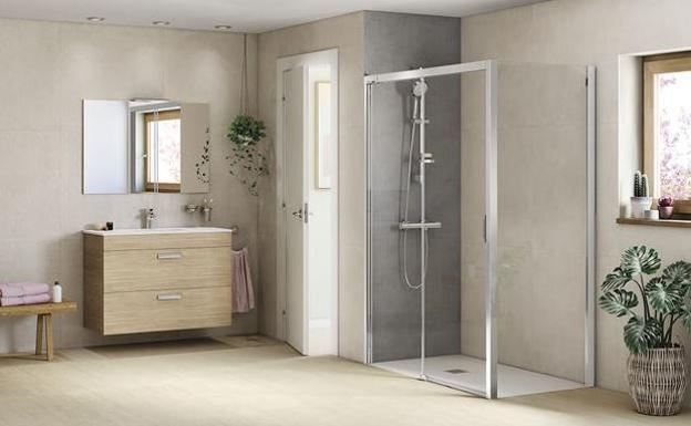 Diseña tu propio baño con Saneamientos Vitoria | El Correo