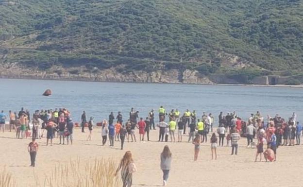 La muerte del niño arrollado por una embarcación en Algeciras ...