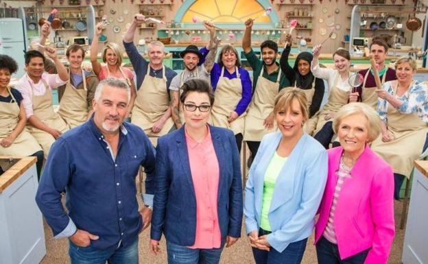 Mediaset España adaptará para Telecinco el concurso 'The great British Bake off'./Channel4