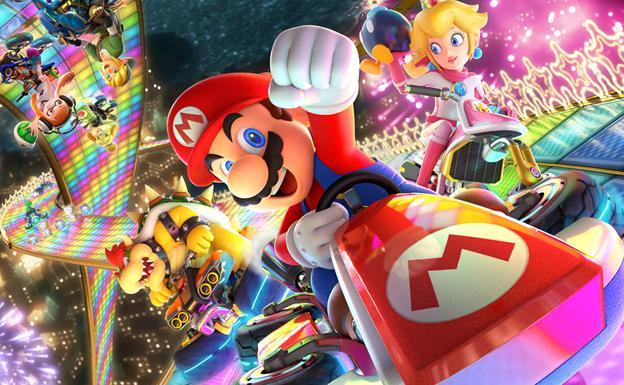 Ofertas Nintendo Switch Los Juegos Online De La Consola Hibrida En