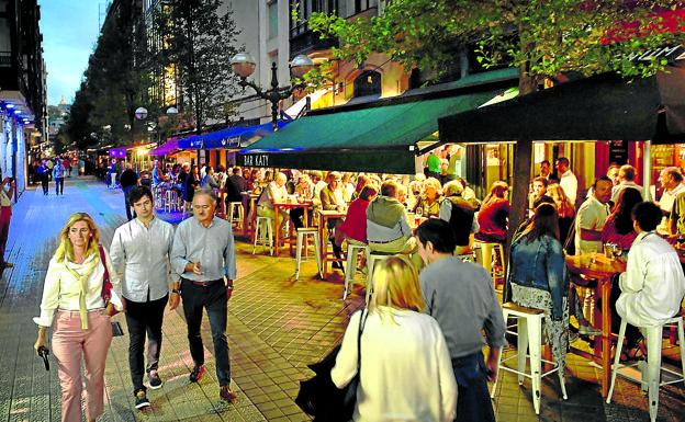 La Hostelería Coloniza Los Mejores Sitios De Bilbao El Correo