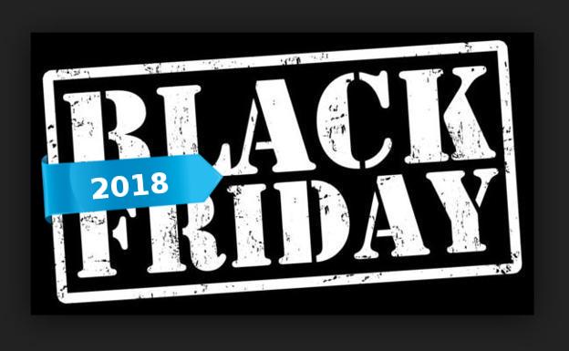 cu ndo es el black friday 2018 fecha en espa a el correo. Black Bedroom Furniture Sets. Home Design Ideas