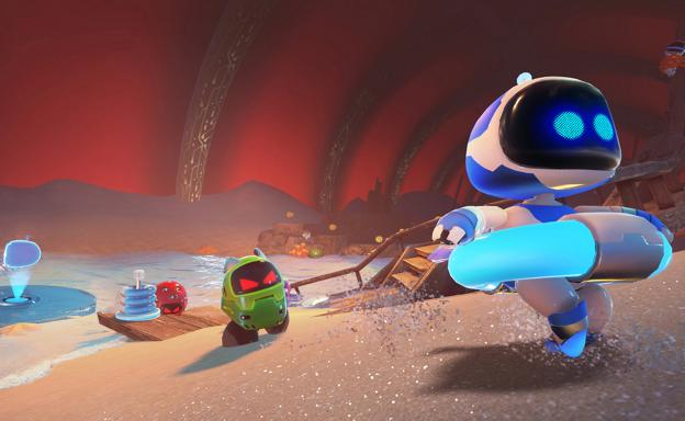 Astro Bot Rescue Mission/Sony