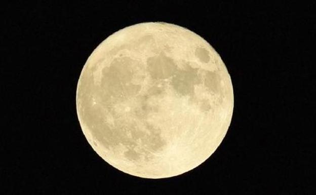 Calendario lunar 2019: luna llena en España | El Correo