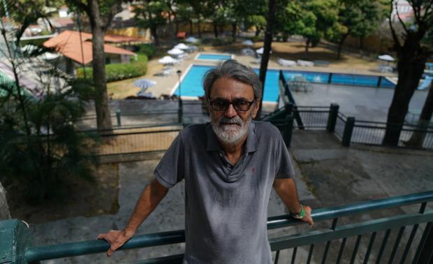 Antonio Arriaga se siente vasco y venezolano.