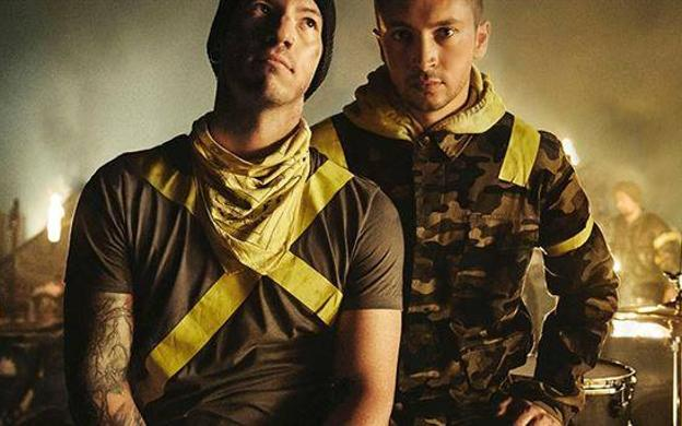Twenty One Pilots, en el Bilbao Exhibition Centre (BEC)