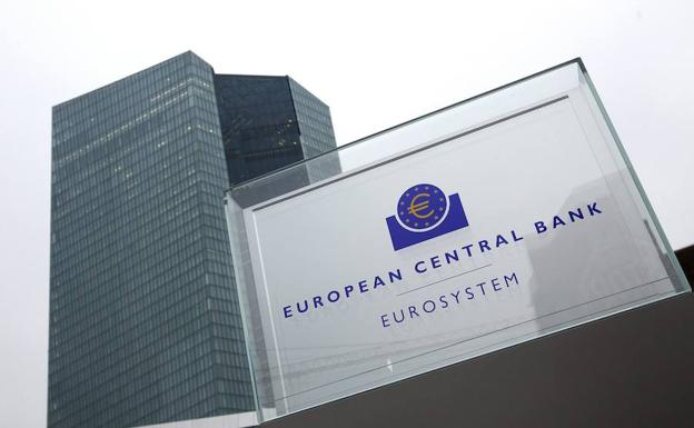 Sede del Banco Central Europeo./AFP