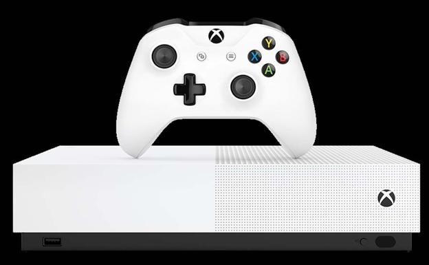 Xbox One S All-Digital Edition /