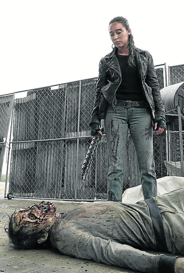 Fear the Walking Dead Temporada 5: horario del estreno | El Correo