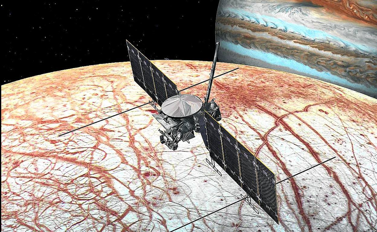 La Nasa Da Luz Verde A Su Misión A Europa La Luna De Júpiter Que Puede Albergar Vida El Correo