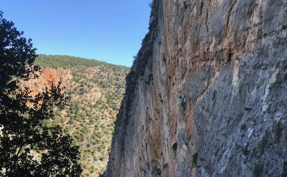 Leonidio, el 'nuevo' paraíso para escaladores - El Correo