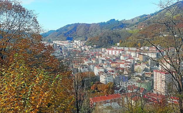 El nivel de la calidad del aire en Eibar recupera la normalidad