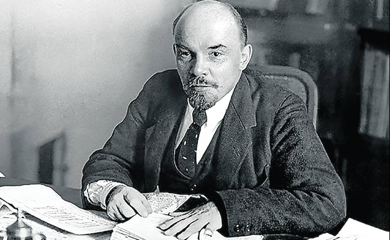 Lenin, el escritor que hizo una revolución | El Correo